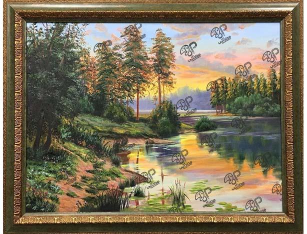 تابلوهای نقاشی رنگ روغن