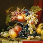 تابلو ظرف میوه