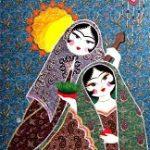 تابلو رنگ روغن سنتی